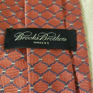 Brooks brother makers tie